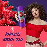 Elidor Kýrmýzý Yosun Özlü Saç Kremi 500 ml