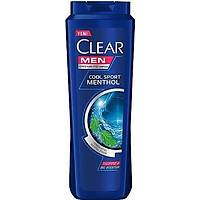 Clear Men Þampuan Cool Sport Mentol 500 ml