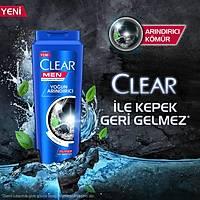 Clear Men Yoðun Arýndýrýcý Þampuan 600 ml