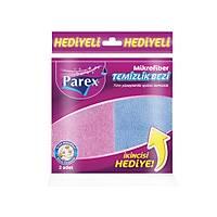 Parex Mikrofiber Temizlik Bezi (Ýkincisi Hediye)