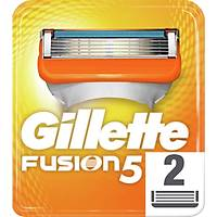 Gillette Fusion Yedek Týraþ Býçaðý 2'li
