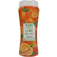 Pure Line Duþ Jeli Portakal & Buðday Özü 400 ml