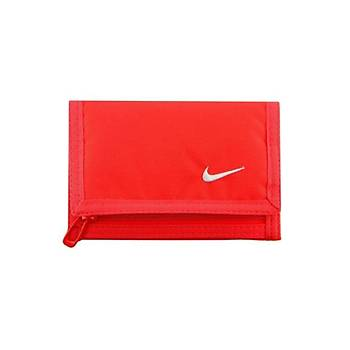 Nike Basic Wallet Spor Cüzdan Kýrmýzý
