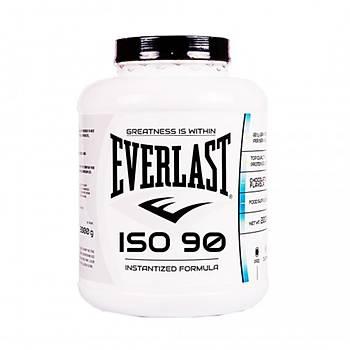 Everlast Iso 90 Ýzole Whey Protein 1816 Gr