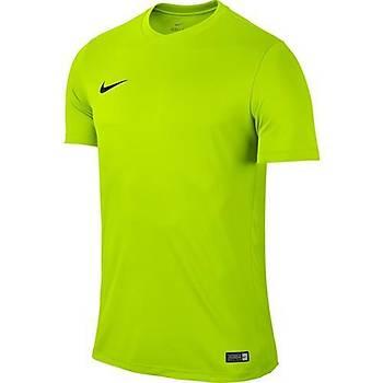 Nike Milli Takým Baskýlý Erkek Tiþört 725891 303 Yeþil