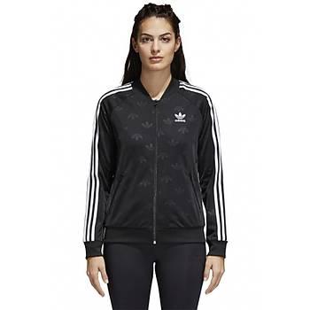 Adidas Kadýn Originals Originals Ceket CD6929 Siyah