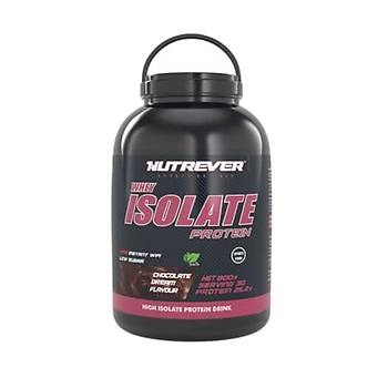Nutrever Whey Isolate Protein 900 Gr.