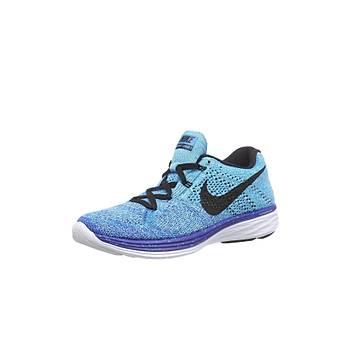 Nike Flyknit Lunar 3 698182-403 Spor Ayakkabý