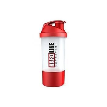 Hardline Hazneli Shaker 600ml Toz Karýþtýrýcý BPA ÝÇERMEZ