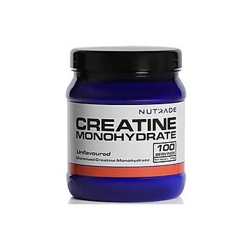 Nutrade Creatin Monohydrate 500 gr. 100 servis