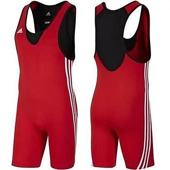 Adidas Base Wrestler Erkek Güreþ Mayosu V13837