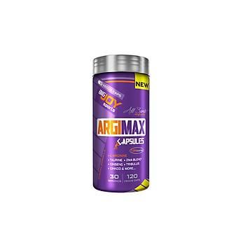 Big Joy Argimax 120 Veggie Capsules