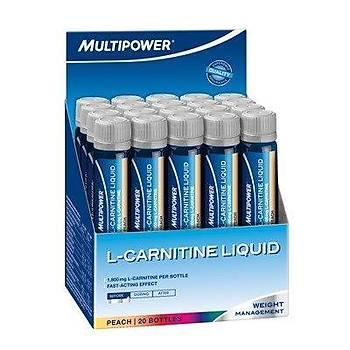 Multipower L-Carnitine Liquid Forte 1800Mg 20 Ampul