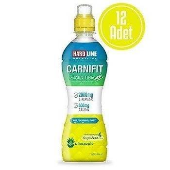 Hardline Carnifit Ananas  500Ml 12 Adet