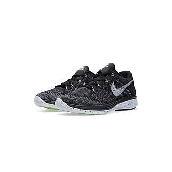 Nike Flyknit Lunar 3 698181-010 Spor Ayakkabý