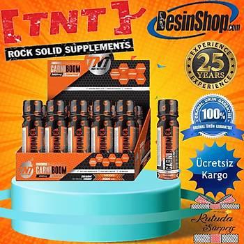 Tnt Carniboom L-Carnitine 3000 mg 60 ml x 20 Adet