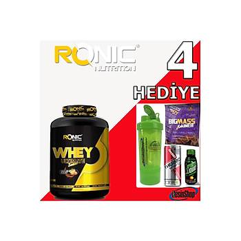 Ronic Nutrition Whey Protein 2300 Gr