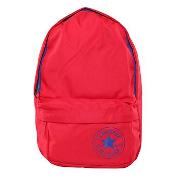 Converse Mini Backpack Sýrt Çantasý 410792 Kýrmýzý