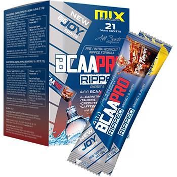 Big Joy BCAAPro 4:1:1 Ripped Go! Mix 12g x 21 Adet