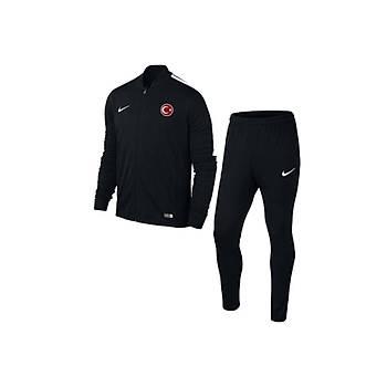 Nike Acdmy16 Milli Takým Baskýlý Eþofman 808757-010 Siyah
