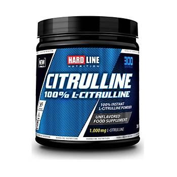Hardline Citrulline 1000mg 300 Gr