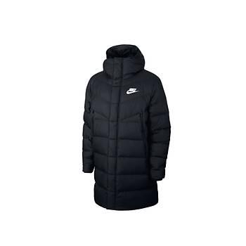 Nike Windrunner Erkek Parka Mont AA8853-010 Siyah