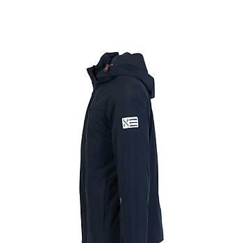 Exuma H Ski Jacket M Erkek Mont 2011022 Siyah