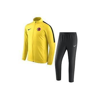 Nike Acdmy18 Milli Takým Baskýlý Eþofman Takýmý 893709 - Sarý