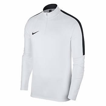Nike Milli Takým Baskýlý Eþofman Üst 893624 Beyaz