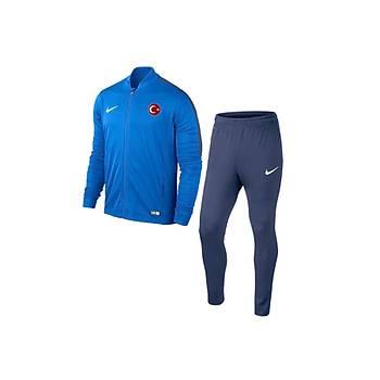 Nike Acdmy16 Milli Takým Baskýlý Eþofman 808757-463 Mavi