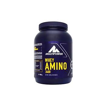 Multipower Whey Aminos 3400 300 Tablet