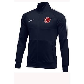 Nike Acdmy19 Milli Takým Baskýlý Ceket AJ9180-451 Lacivert