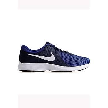 Nike Revolution 4 EU Spor Ayakkabýsý AJ3490 414 Mavi