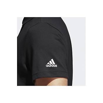 Adidas Ess Base Polo Milli Takým Baskýlý Tiþört S98751 Siyah