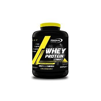 Power Life Whey Protein Tozu 2025 Gr Chocolate&Cappucýno