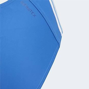 Adidas Fit Suit 3S Spor Çocuk Mayosu Mavi DY5924