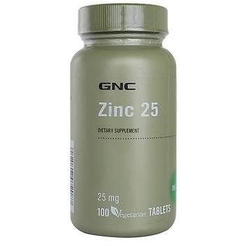 Gnc Zinc 25