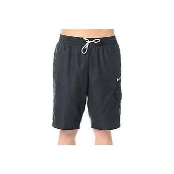 Nike Beach Look þort Sld - 707513-010 Siyah - XS