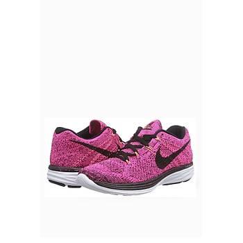 Nike Flyknit Lunar 3 698182-602 Spor Ayakkabý
