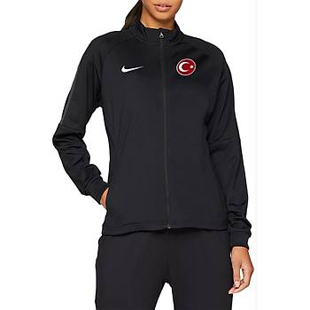 Nike Acdmy18 Milli Takým Baskýlý Kadýn Ceket 893767-010 Siyah