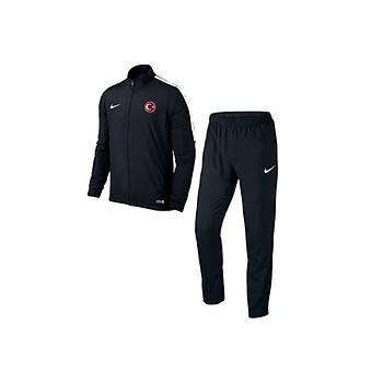 Nike Acdmy16 Milli Takým Baskýlý Eþofman 808758 Siyah