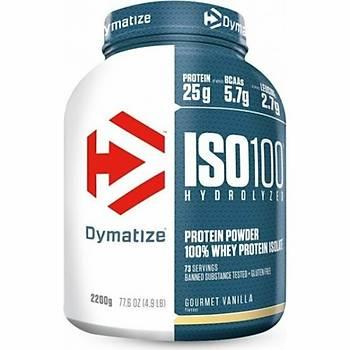 Dymatize Iso 100 Gourmet 2200 Gr