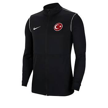 Nike Park20 Milli Takým Baskýlý Eþofman Üst BV6885-010 Siyah