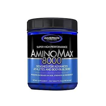 Gaspari Aminomax 8000 350 Tablets
