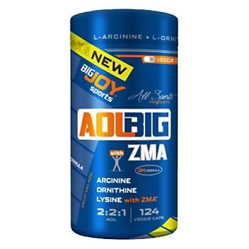 Big Joy Aol+Zma 124 Veggie Kapsul