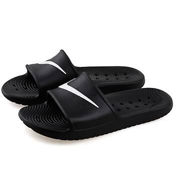 Nike Kawa Shower Spor Terlik Siyah 832528-001