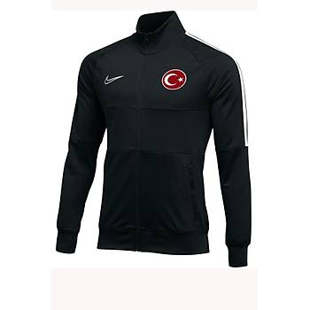 Nike Acdmy19 Milli Takým Baskýlý Ceket AJ9180-010 Siyah