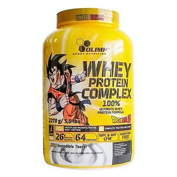 Olimp Whey Protein Dragon Ball Z Edition 2270 Gr