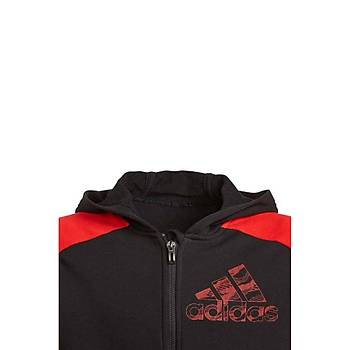 Adidas DI0322 Çocuk Sweatshirt Siyah S