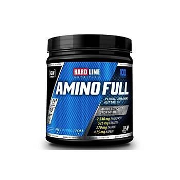 Hardline Amino Full 300 Tablets